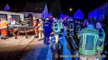Brand am Rottmannsring Werl laut Staatsanwaltschaft kein fremdenfeindlicher Anschlag - Soester Anzeiger