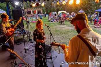 Fans kalifornischer Rockmusik treffen sich in Schneidenbach - Freie Presse