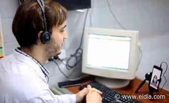 Ya atendieron 300 teleconsultas en el Hospital San Roque de Gonnet - Diario El Dia