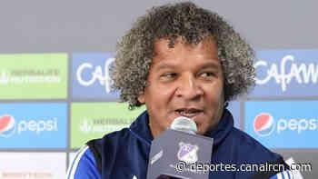 ¿Llegarán más refuerzos a Millonarios? Alberto Gamero responde - Deportes RCN