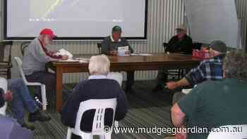Mudgee Men's Shed AGM welcomes change of a 'guard' - Mudgeee Guardian