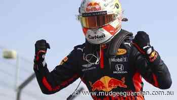 Verstappen win F1's 70th Anniversay GP - Mudgeee Guardian