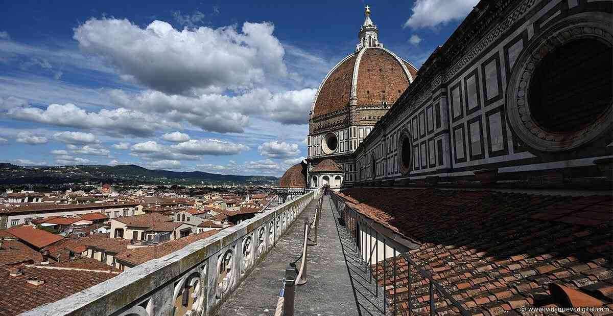 La cúpula de Brunelleschi en la catedral de Florencia cumple 600 años - Revista Vida Nueva