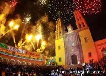 Confirmado: Ceremonia de Grito en Dolores Hidalgo será virtual - La Silla Rota