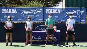 María Dolores López y Pablo Pérez ganan en la MARCA Junior Cup de Equelite - MARCA.com