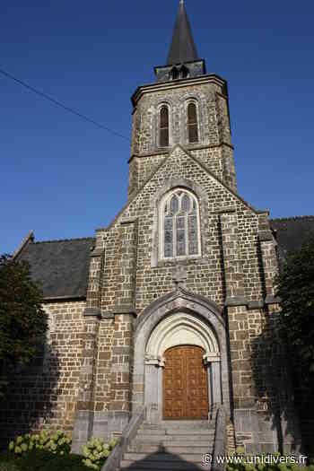 L'église de l'Immaculée Conception Église de l'Immaculée Conception Fougerolles-du-Plessis - Unidivers