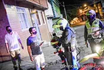 Negativo balance de indisciplina social en el Área Metropolitana de Bucaramanga - Canal TRO