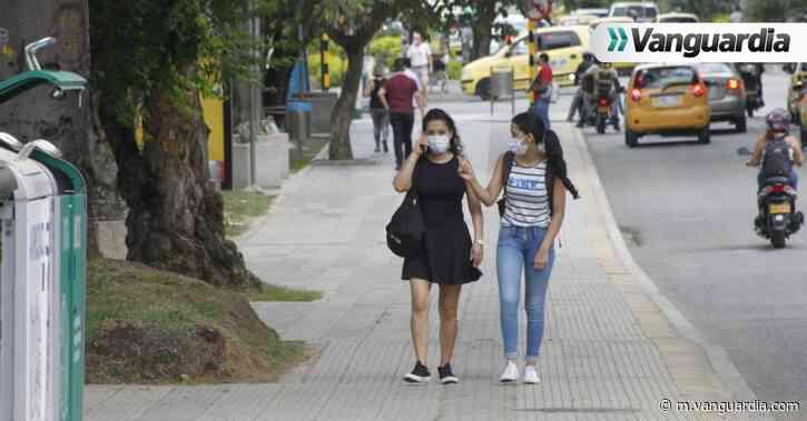 Bucaramanga y el área sumaron 2.077 nuevos contagios de COVID-19 en una semana: Así están ubicados - Vanguardia