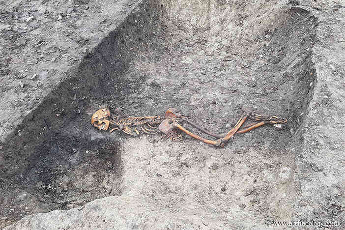 Murder, monuments, and material wealth uncovered during HS2 works