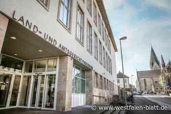 Paderborn: Prozess wegen Raubes an der Paderhalle