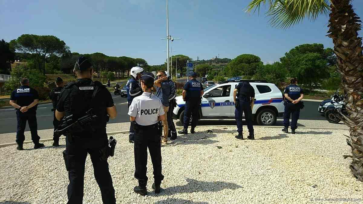 LE CAP D'AGDE - MARSEILLAN - Un été sous contrôle des forces de l'ordre - Hérault-Tribune