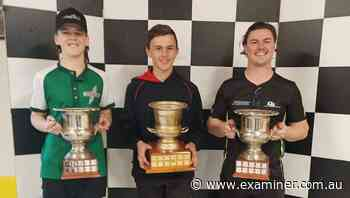 Launceston Kart Club turn the heat up at Archerville - Tasmania Examiner
