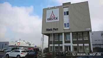 Hohe Umsatzeinbußen wegen Corona-Pandemie beim Motorenhersteller Deutz AG