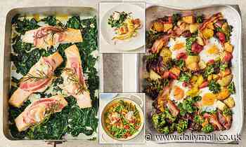Jamie Oliver's catch of the day! Try these easy gourmet twists to make fish fabulous - Daily Mail