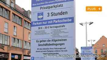 Teure Parkplätze am Gersthofer City-Center sorgen für reichlich Ärger - Augsburger Allgemeine