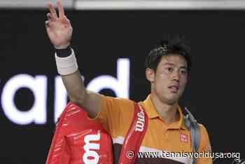 Kei Nishikori explains how pain affected his play in 2019 - Tennis World USA