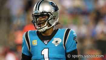 "Julian Edelman: Cam Newton's got ""great energy"" - Yahoo Sports"