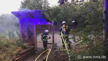 Insektenhotel bei Bad Gandersheim steht in Flammen - HNA.de