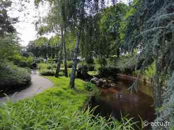 Carte. Vannes : des espaces verts pour profiter de l'ombre pendant les fortes chaleurs - actu.fr