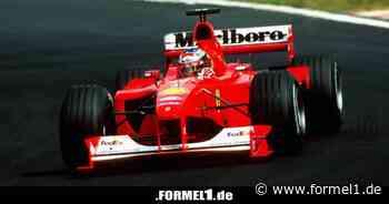 Fotostrecke: Vor 20 Jahren: Fahrer und Teams der Formel-1-Saison 2000