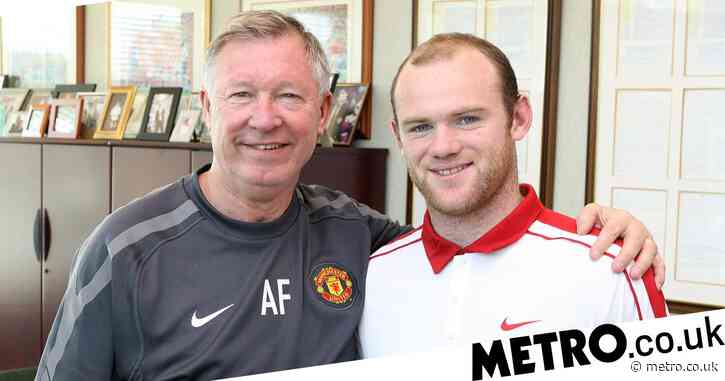 Wayne Rooney knocked on Sir Alex Ferguson's door to complain about Manchester United signings