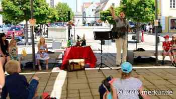 Mitreißender Autorenspaziergang in Schongau Gelungene Veranstaltung mit Sabine Bohlmann und Henkerstochter-... - Merkur.de