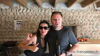 Au Domaine Betton à La Roche de Glun, avec Christelle Beton et Cyril Jamet, Chef du Tournesol à Tournon - France Bleu