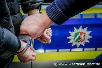 Paderborn: Polizei schnappt Autodieb nach kurzer Flucht