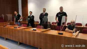 Haft-Urteil nach schwerem Überfall