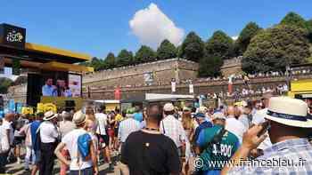 """""""La relance éco"""" : Tour de France 2021, une aubaine pour la Bretagne - France Bleu"""