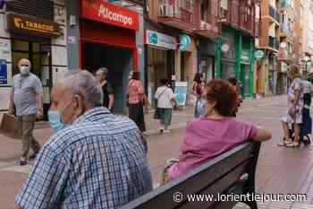 Coronavirus : les Parisiens à leur tour masqués, dans la torpeur caniculaire - L'Orient-Le Jour