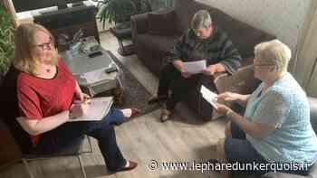 Dunkerque : le relais des locataires de la tour Victor-Hugo - Le Phare dunkerquois
