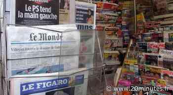 Crise de la presse : Après « Le Monde », c'est au tour du « Figaro » d'augmenter son prix de vente - 20 Minutes