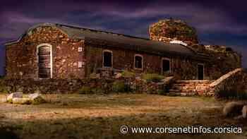 La photo du jour : la tour de Galeria ou de Calcinaghja - Corse Net Infos