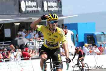 Roglic remporte le Tour de l'Ain en dominant Bernal dans la dernière étape - Cyclisme - Tour de l'Ain - L'Équipe.fr