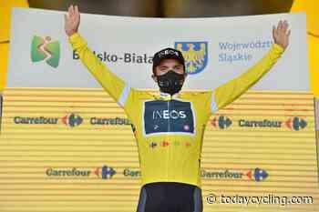 Richard Carapaz quitte le Tour de Pologne avant la dernière étape - TodayCycling