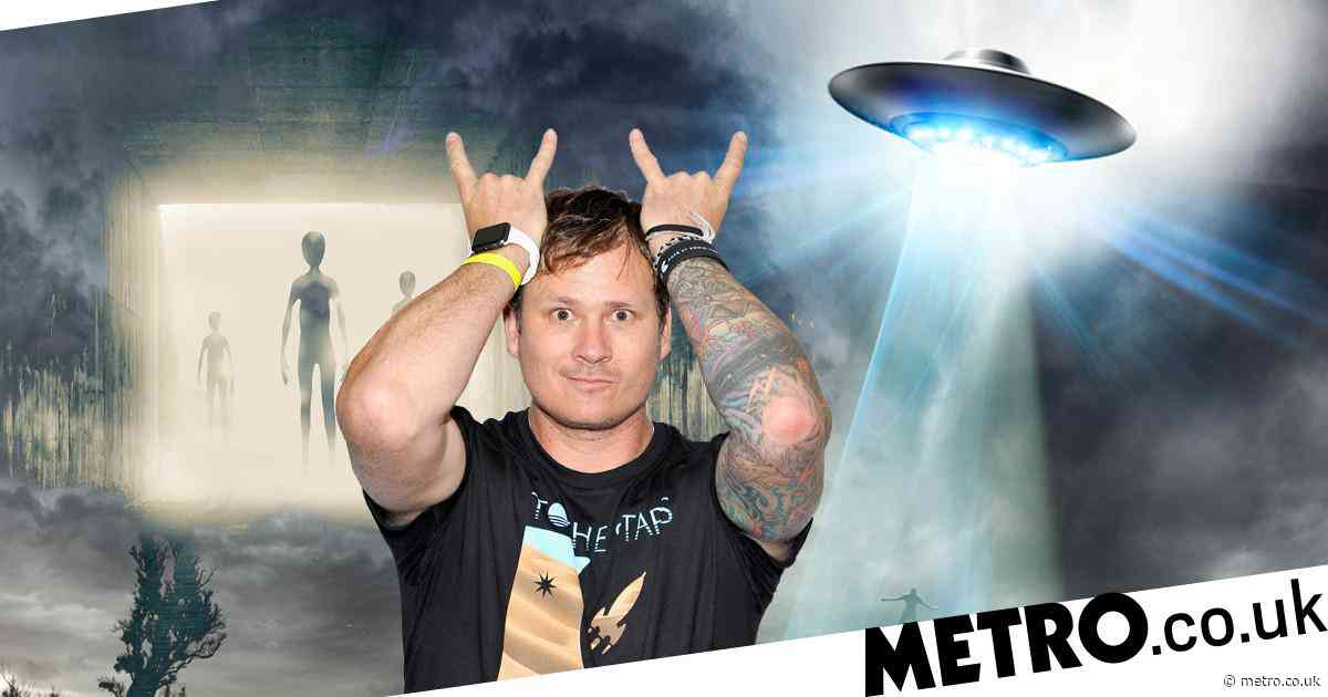 Blink-182's Tom DeLonge set to inform Comic-Con fans all about UFOs