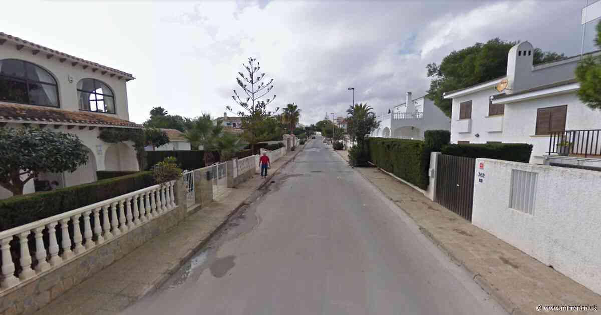 Body of boy, 2, found by sister floating in swimming pool at holiday villa