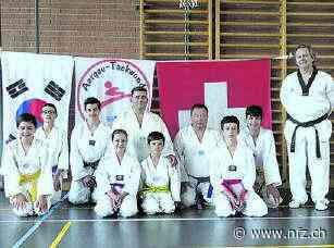 Aargau-Taekwondo Schwaderloch durfte in Ueken trainieren - http://www.nfz.ch/
