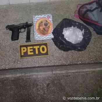 Apontado como gerente do tráfico em Saubara é morto pela polícia - Voz da Bahia