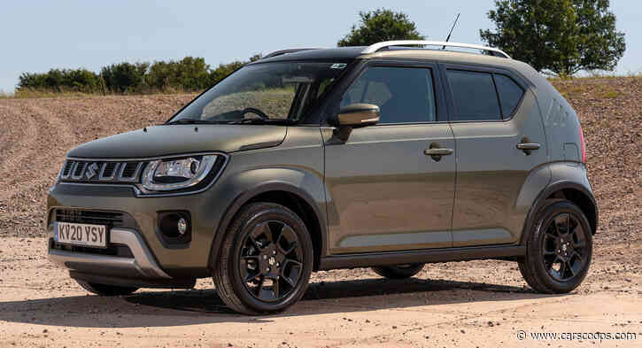 2021 Suzuki Ignis Goes On Sale In The UK, Is A Lot Of City Car For £13,999 - CarScoops