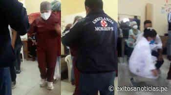Lambayeque: Personal médico realizó fiesta en centro de salud Mórrope - exitosanoticias