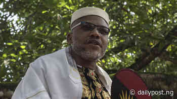 2023: Uzodinma pushing for Vice President by accommodating Fulanis in Imo – Nnamdi Kanu - Daily Post Nigeria