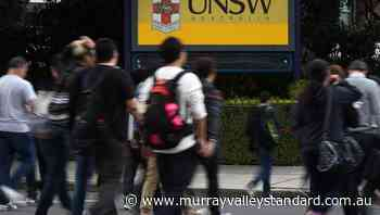 Nationals demand changes to uni overhaul - The Murray Valley Standard