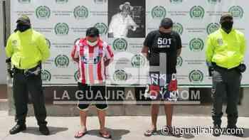 Capturados dos hombres señalados de asesinar a Christian Plaza en Maicao - La Guajira Hoy.com