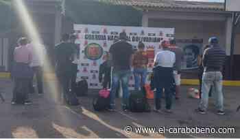 FANB detuvo a presuntos trocheros que ingresaban desde Colombia por Maicao - El Carabobeño
