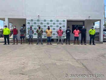 Caen nueve de 'Los Saya' en Uribia y Maicao - Diario La Libertad