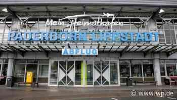 Fluggastzahlen in Paderborn/Lippstadt im Juni extrem niedrig - Westfalenpost