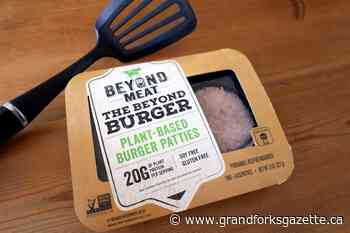 Beyond Meat's sales jump as more try plant-based burgers - Grand Forks Gazette