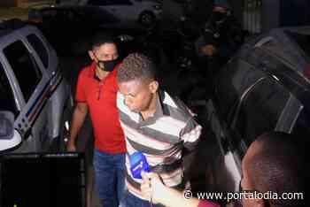 Suspeito é surpreendido pela polícia durante assalto em Timon - Portal O Dia